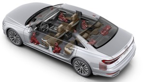 So klingt es im Audi A8