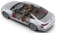Die Bang&Olufsen-Anlage im Audi A8