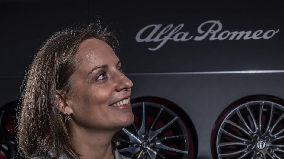 Alle mögen Alfa Romeo, aber kaum jemand möchte die Autos kaufen. Das will die neue Fiat-Chefin ändern.