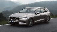 Volvo schickt seinen neuen V60 auf die Reise.