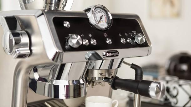 So läuft's mit Espresso auch im Kleinen