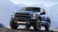 Seit 1979 auf dem Thron: Die Ford F-Series - hier als Variante Raptor - ist Jahr für Jahr unangefochten das meistverkaufte Auto in den Vereinigten Staaten