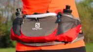 Der Salomon XR Energy Belt erregt Aufmerksamkeit und trägt sich doch angenehm.