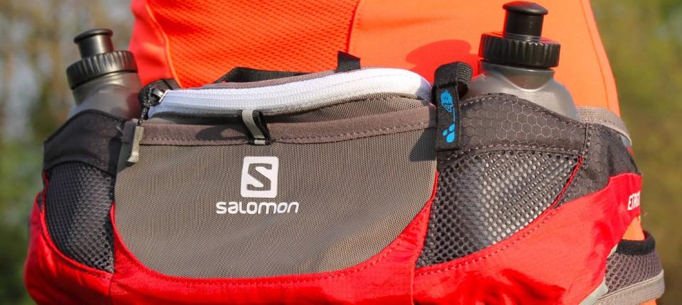 cf22879ba9acf Der Salomon XR Energy Belt erregt Aufmerksamkeit und trägt sich doch  angenehm.
