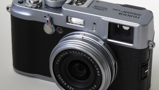Eine Kamera fürs Auge