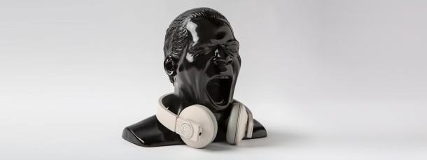 Kopfhörer Teufel Airy mit Ständer von Oehlbach