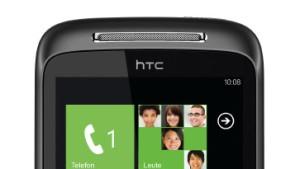 Erste Smartphones von HTC, LG und Samsung