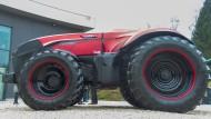 Autonom fahrender Traktor: Der Prototyp von Case IH
