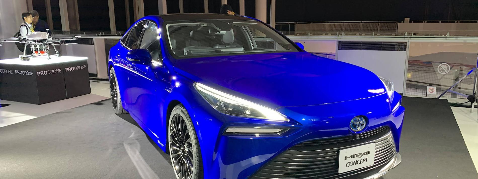 Toyotas Allergie gegen große Akkus