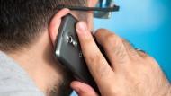 Das Telefonieren kostet noch an wenigsten Akku