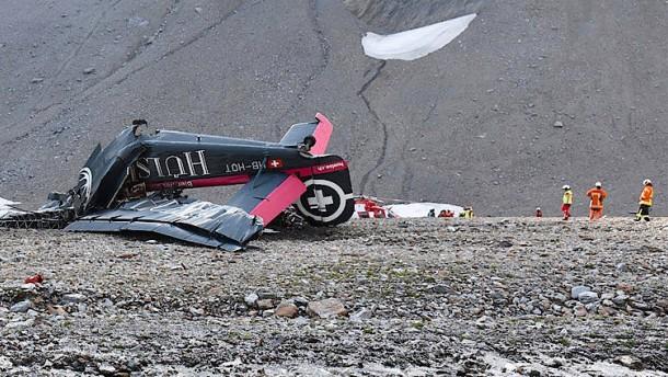 Pilotenfehler führten zum Absturz der Schweizer Ju52