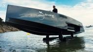 Als die Boote laufen lernten