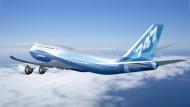 Noch fliegt sie: Boeing 747