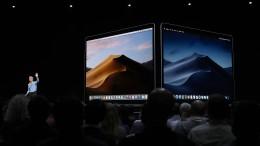 Apple zieht es in die dunkle Wüste