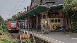 Neues Leben für den alten Bahnhof