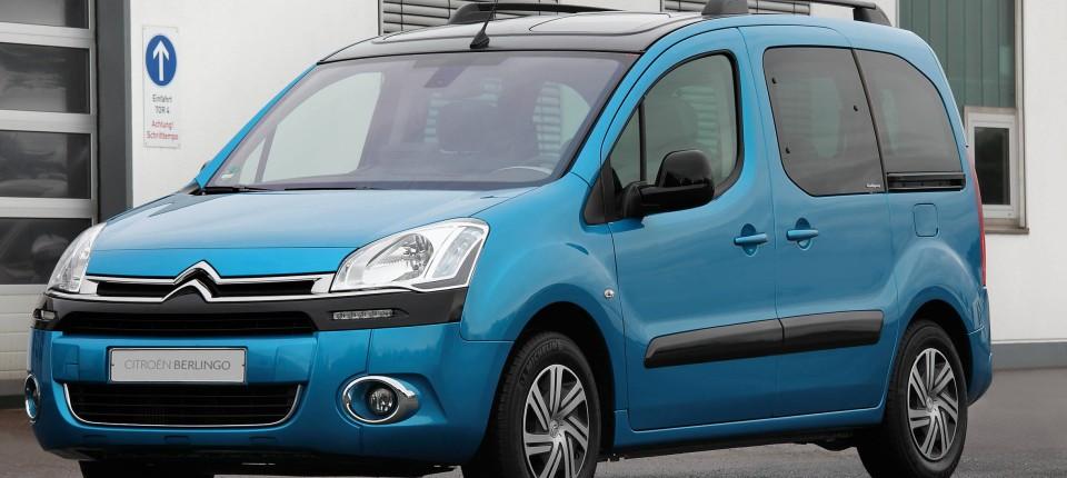 Citroën Berlingo Ein Kasten Für Alle Fälle Technik
