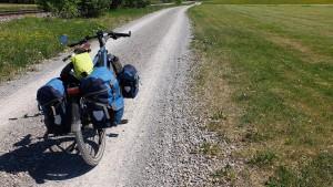 Drei Räder, drei Reisen, 5000 Kilometer