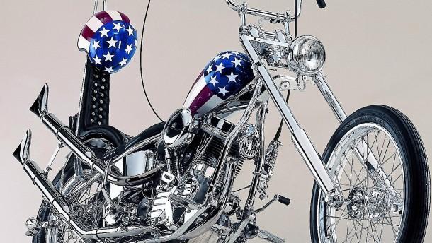 """Captain America"": Die Mutter aller Chopper"