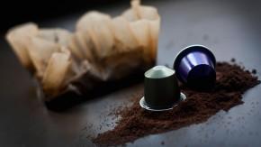 Kaffee aus der Kapsel