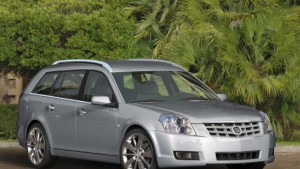 Cadillac auf neuen Wegen