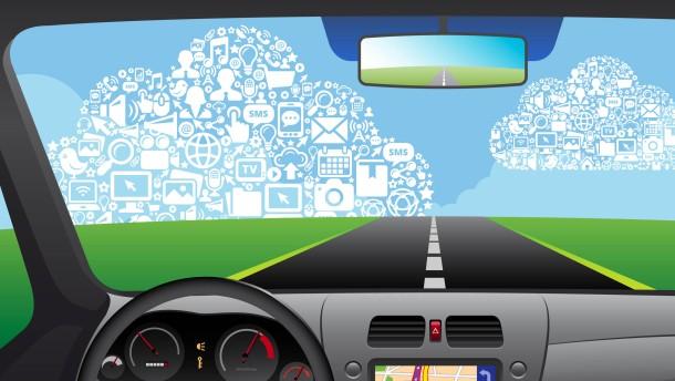 Wozu braucht man das Internet im Auto?
