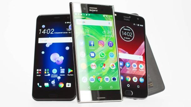 Mit Überraschung und Innovation gegen das iPhone