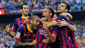 Barcelona siegt im Clásico
