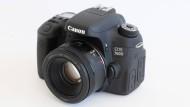 Die Porträtistin: Canon Eos 760D