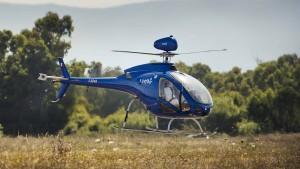 Rettungsfallschirm für Hubschrauber