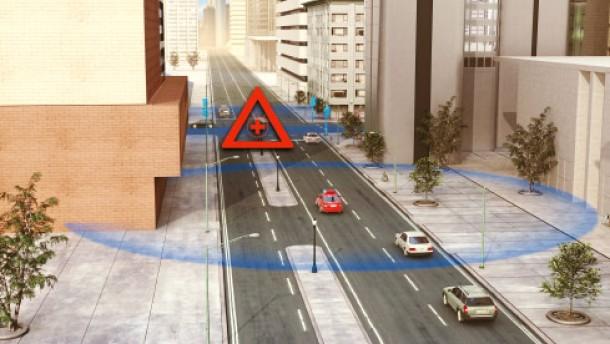 Das Auto im unsichtbaren Netz der Sicherheit