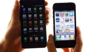 Samsung prüft Klage gegen neues iPhone