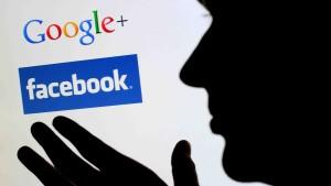 Schlagabtausch von Google+ und Facebook