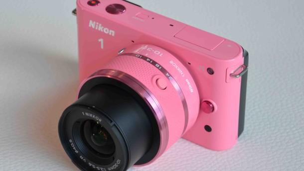 Nikon 1 der schnellste autofokus braucht keinen spiegel for Spiegel leserreisen