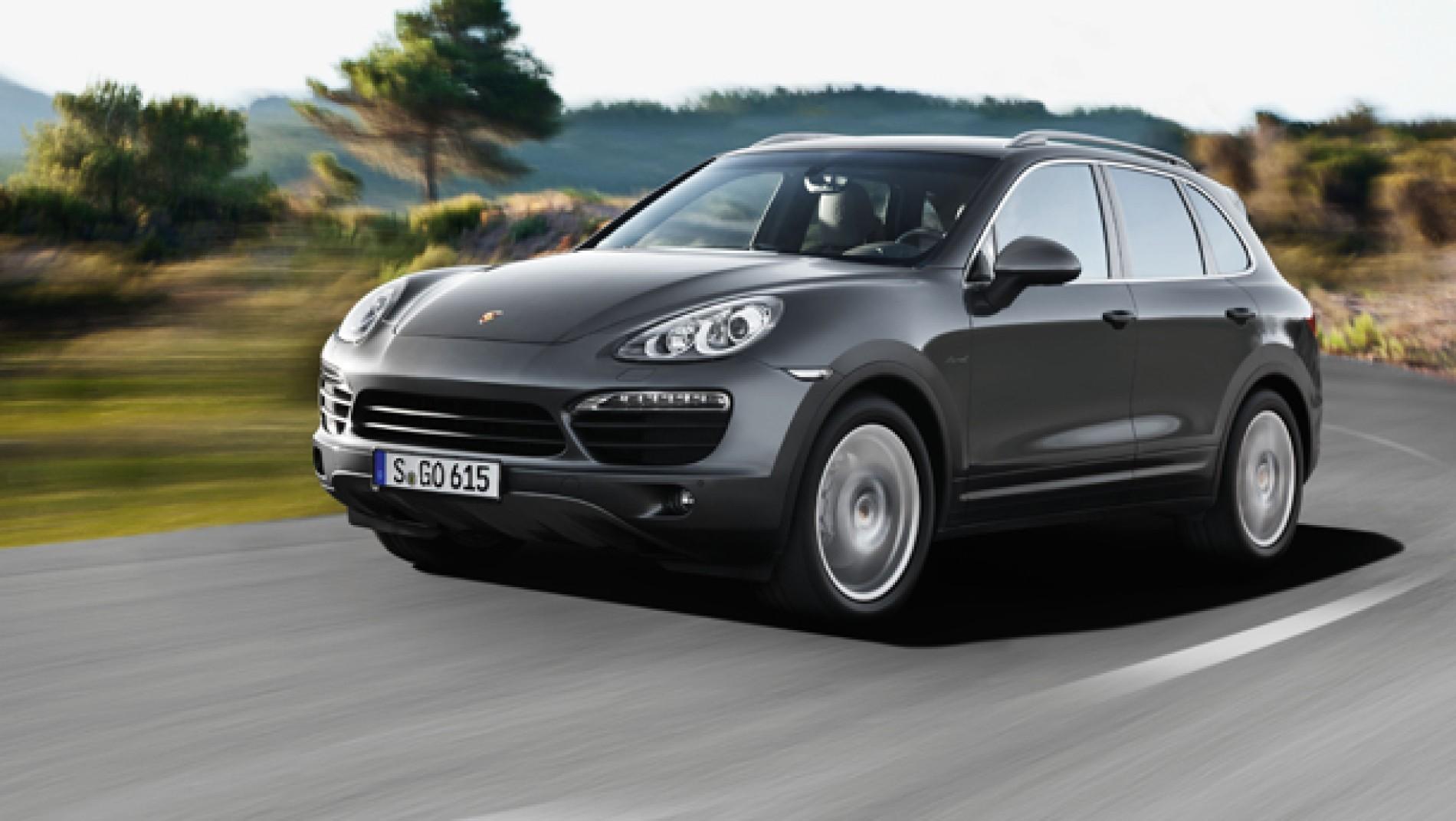Fahrtbericht Porsche Cayenne S Diesel Mit Bärenstärke Weiter An Der Spitze