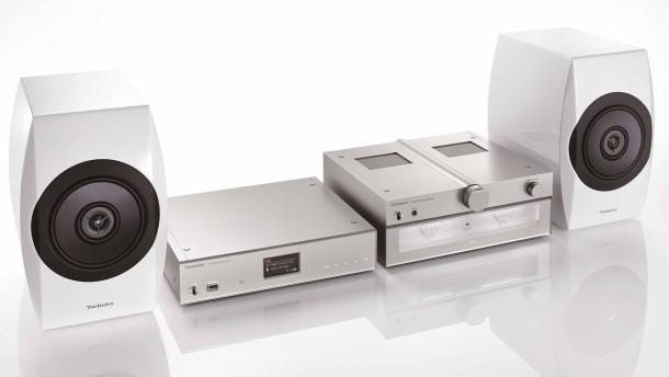 anlage von technics comeback japanischer hifi klassik audio video faz. Black Bedroom Furniture Sets. Home Design Ideas