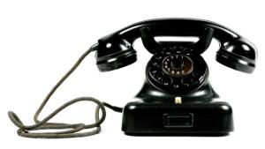 Das Telefon hat die Welt verbunden