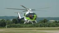 Dieser Hubschrauber ist sensationell leise