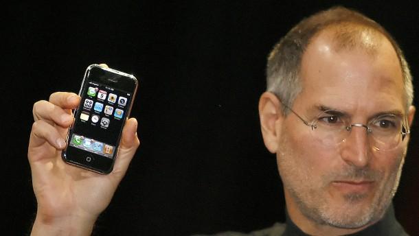 Als Apple die Tasten abschaffte