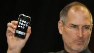 Am 9. Januar 2007 war die Geburtsstunde des ersten iPhone.
