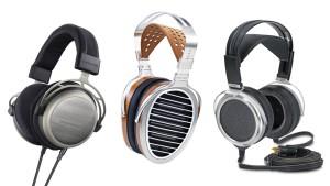 Drei Kopfhörer aus drei Schallwelten