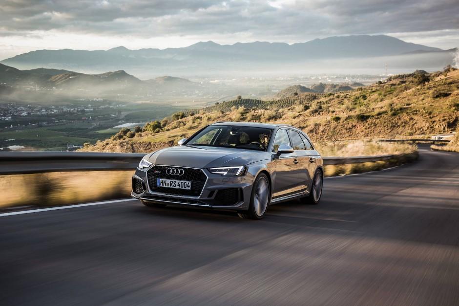 Der Audi RS 4 Avant ist der vielleicht schnellste Kombi.