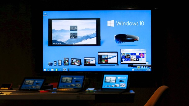 windows 10 neues microsoft betriebssystem im test. Black Bedroom Furniture Sets. Home Design Ideas