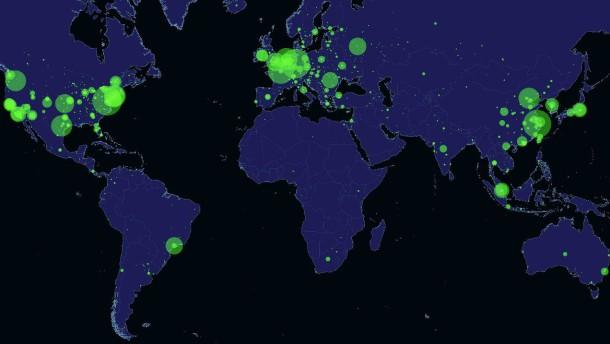 Millionen Kundendaten im Internet frei zugänglich