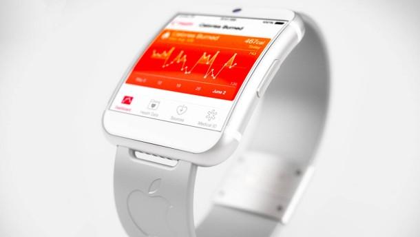 Revolutioniert die iWatch die Welt der Smartwatches?