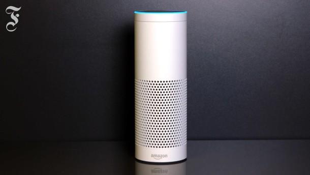 Amazon Echo ab heute in Deutschland erhältlich