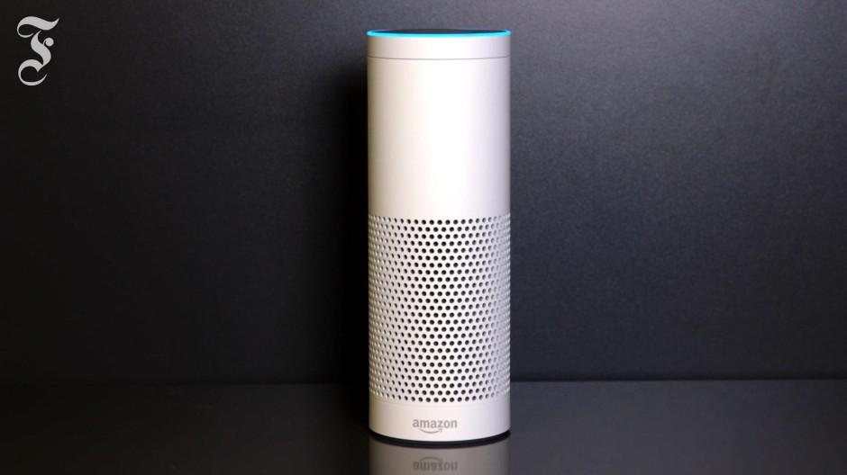 Ein paar Fragen an Amazon Echo