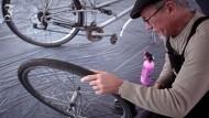 Der verflixte Fahrradfrühlingsputz
