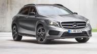 Ein A ist nicht genug: Neuer Mercedes-Benz GLA auf Basis der A-Klasse