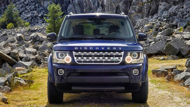 Baden und Stromern mit Land Rover