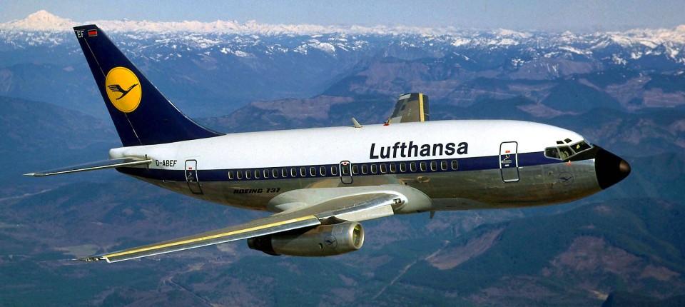 Lufthansa Rente
